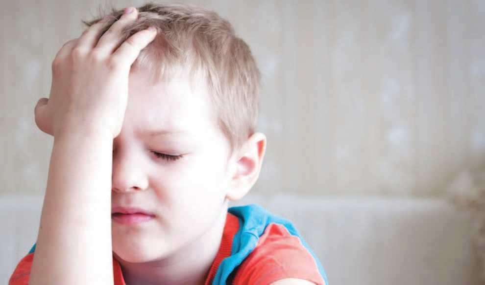 الصداع عند الأطفال ما هي أعراضه وأسبابه وما وسائل العلاج المتاحه؟