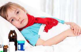 علاج النزلة المعوية عند الأطفال في المنزل | مجلة الجميلة