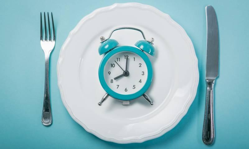 نظام الصيام المتقطع للتخسيس وانقاص الوزن بشكل سريع وصحي